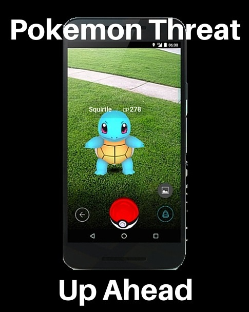 pokemon threat up ahead
